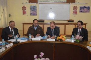 RAC Meeting held on 23rd Dec., 2015